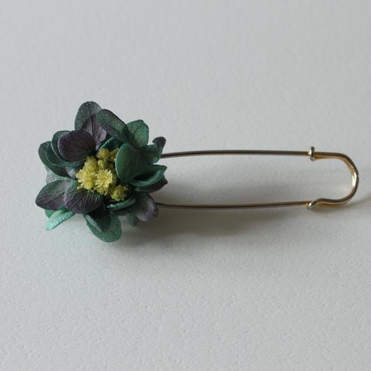 ストールピン - flower -