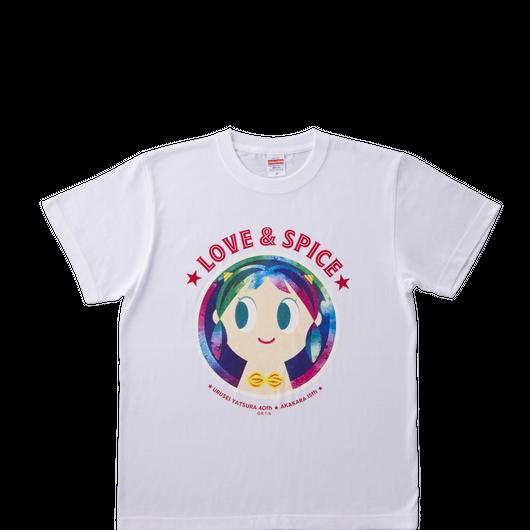 コラボTシャツ オリジナルデザイン  ホワイト ユニセックス M