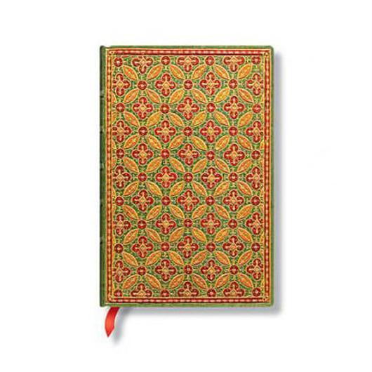 Paperblanks ノートBook 《Parisian Mosaicミディ》