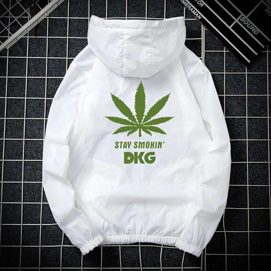 【数量限定】SMOKEデザインジャケット 4カラー