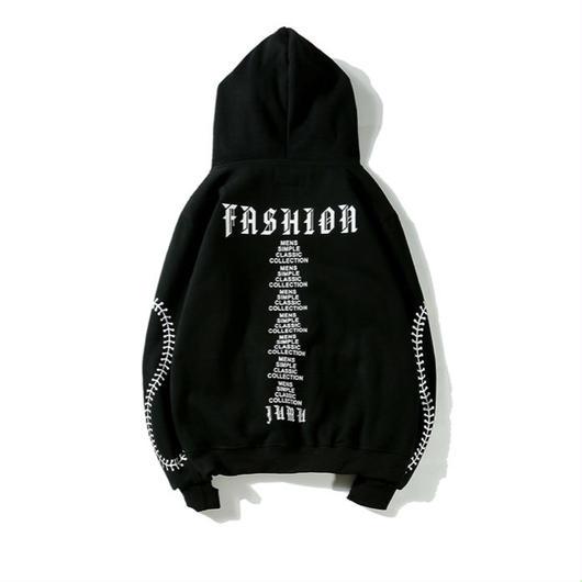【大人気】FASHIONデザインフーディー