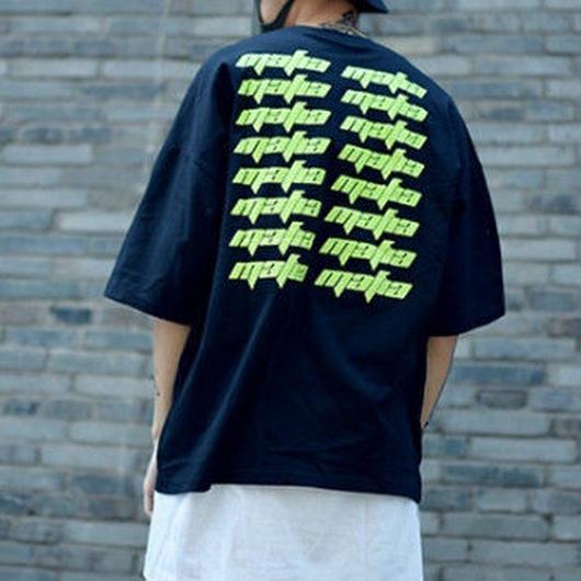 [DOPE]mafiaデザインTシャツ 3カラー