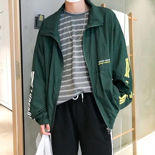 【大人気】unu 3ラインデザインジャケット 3カラー