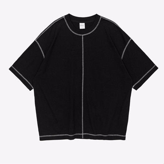 [STREET]パターンデザインビックサイズTシャツ 3カラー
