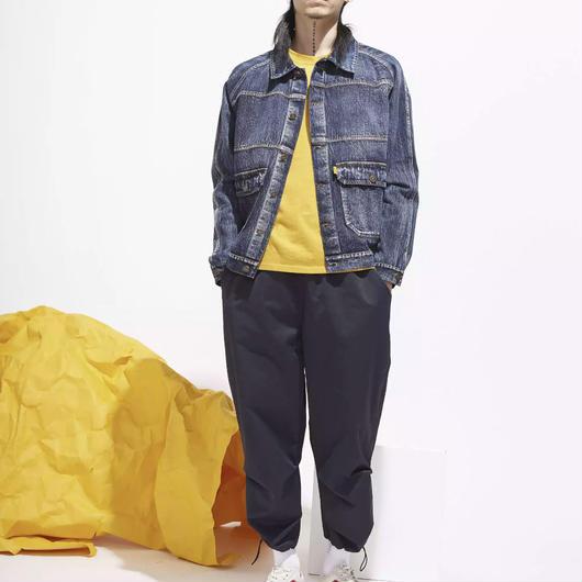 【トレンド】ストリート風デニムジャケット