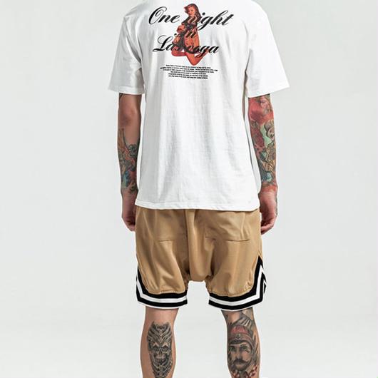 【HOT】ドルポケットデザインTシャツ 3カラー