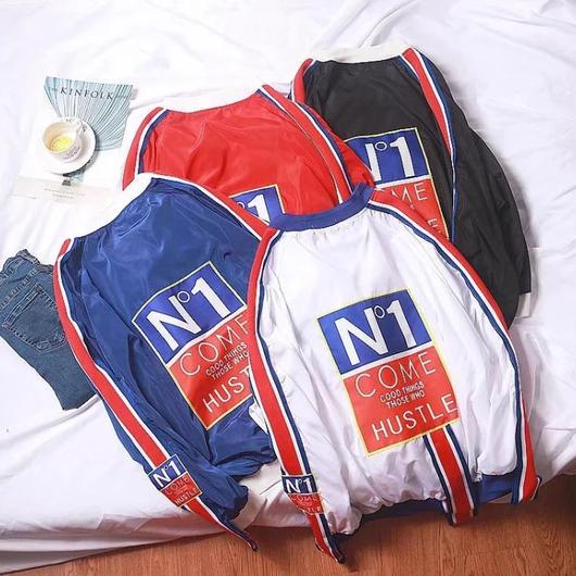 【TREND】N1デザインジャケット 4カラー