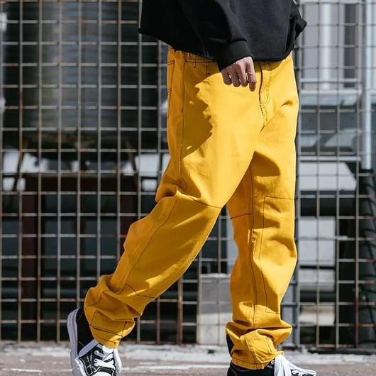 【GOOD】EEデザインカーゴ風パンツ 3カラー