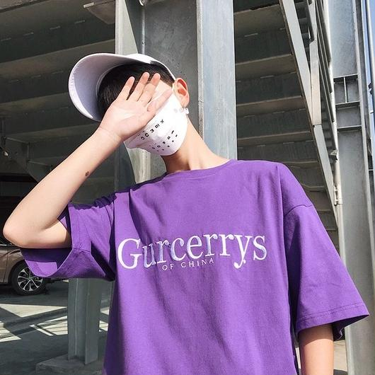 【大人気】GurcerrysデザインTシャツ 3カラー