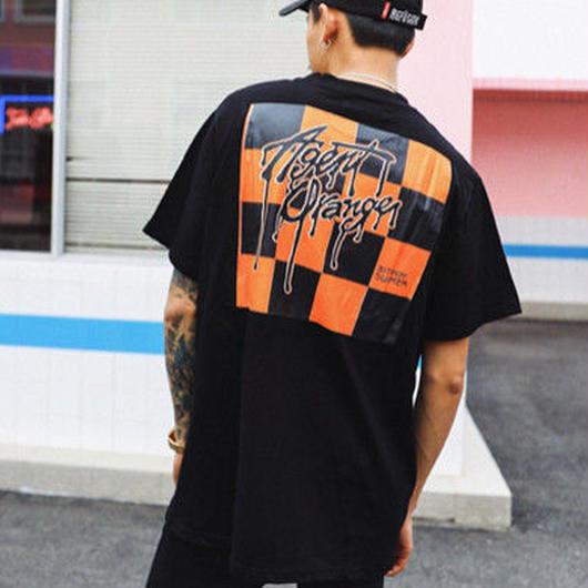 [大人気]AgentデザインTシャツ 3カラー