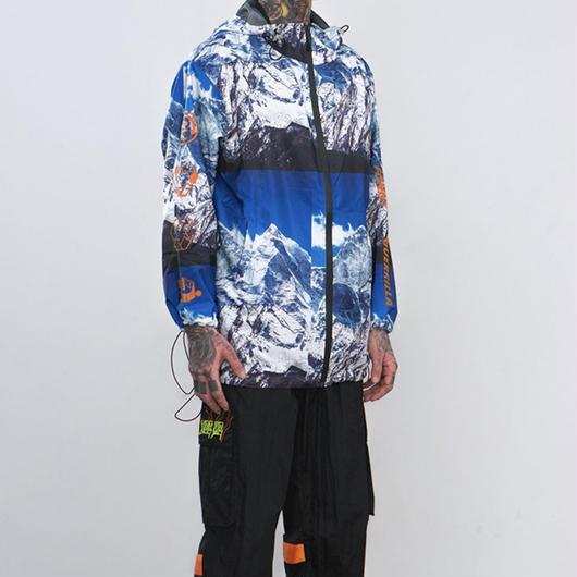 【GOOD】マウンテンデザインジャケット