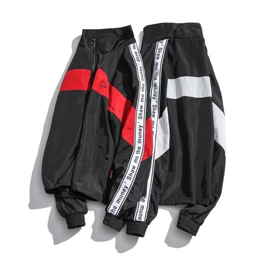 【TREND】Show meデザインジャケット 2カラー