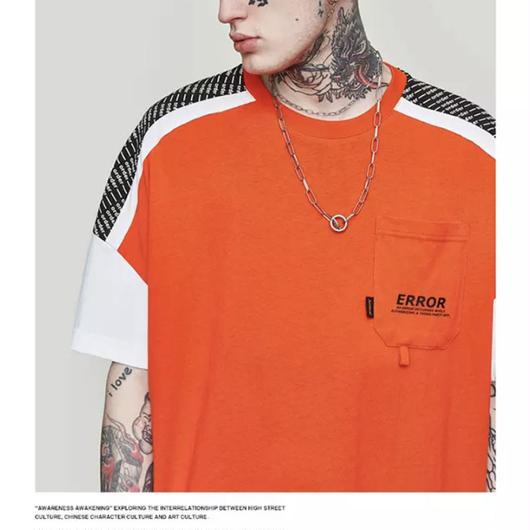 【トレンド】orderデザインTシャツ 2カラー