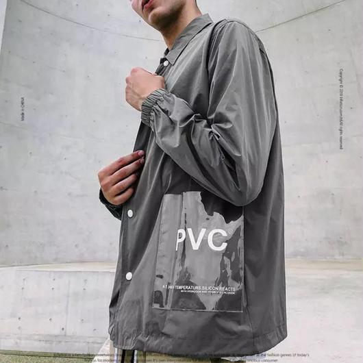 【大人気】PVCデザインシャツ