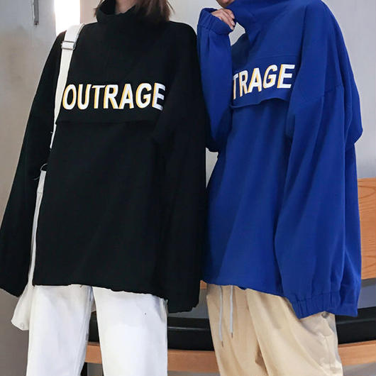 【COOL】OUTRAGEデザイントレーナー 2カラー