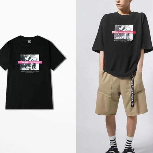 【HOT】SpinデザインTシャツ