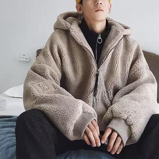 【トレンド】ウールデザインコートジャケット 2カラー
