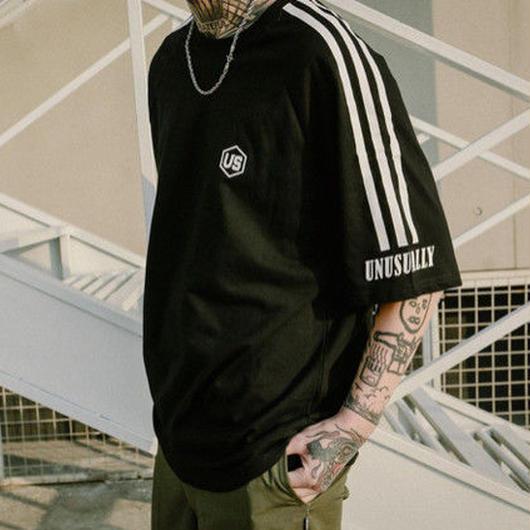 【TREND】USデザインビックTシャツ 4カラー