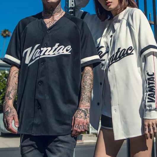 【数量限定】Vシンボルデザインシャツ 2カラー