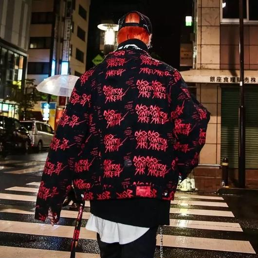 【売り切れ間近】STREETデザインジャケット 2カラー