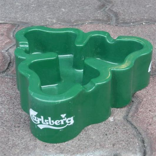 """ノベルティ灰皿 """"Carlsberg"""""""