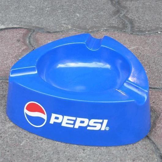 """ノベルティ灰皿 """"PEPSI"""""""