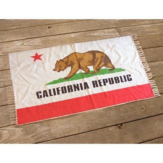 CALIFORNIA REPUBLIC フロアーマット
