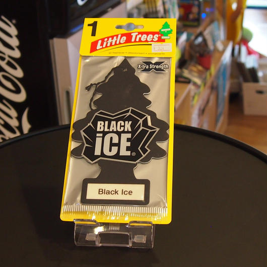 ビッグ・リトル・ツリー ブラック・アイス