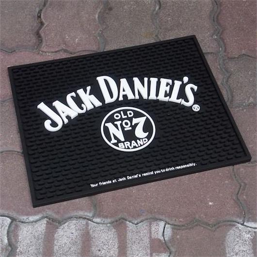 バーマット(JACK DANIELS/WIDE)