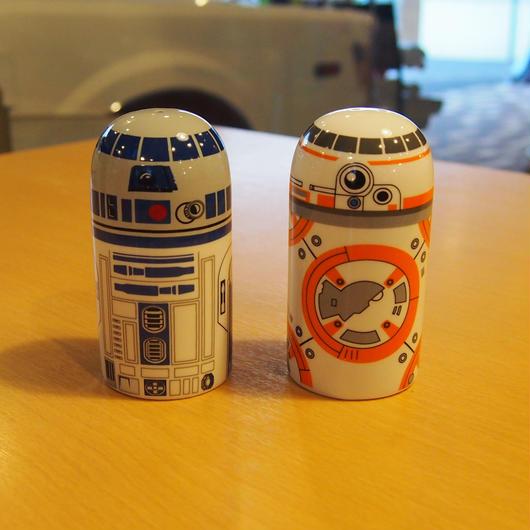 BB-8&R2-D2 ソルト&ペッパー