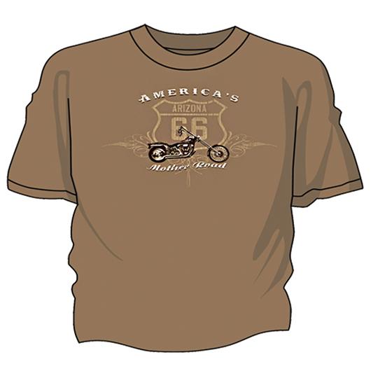 Tシャツ RT.66 チョッパー