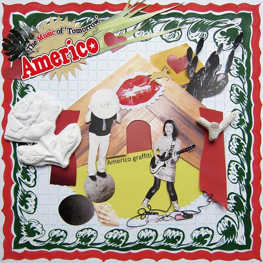 """【残り4枚です】Americo graffiti (12"""" Vinyl / 2013)"""