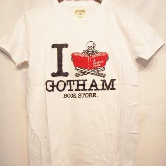 GOTHAMBOOKSTORE×AMC CH-03(ホワイト)