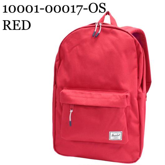 sale !!HERSCHEL■CLASSIC■ハーシェル  red ¥6264