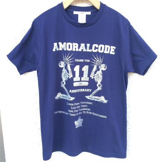 amoralcode 11周年記念 bias プレミアムts