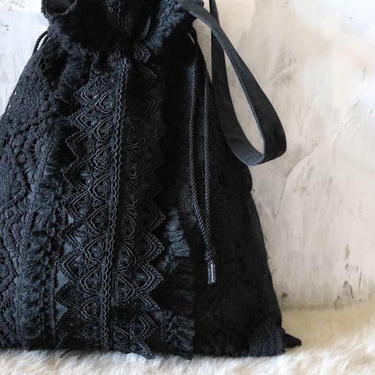 black race bag