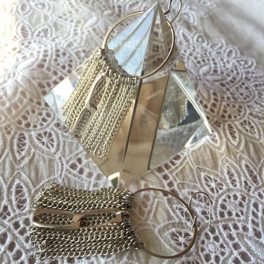 silverchain pierce