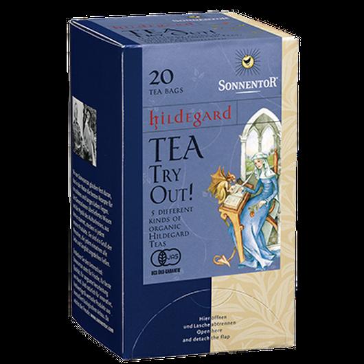 ヒルデガルトのお茶アソート