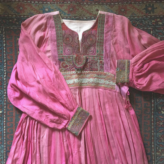 mid 20th c.  Afghan / Turkmen dress