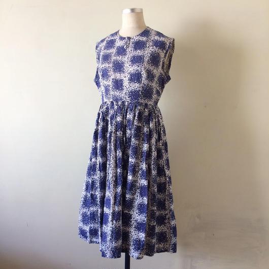 1950s handmade summer dress