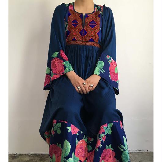 circa 1970s Afghan dress