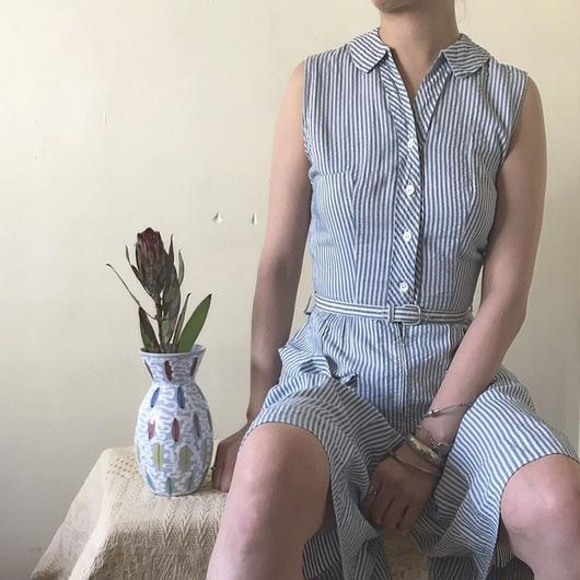 1960s  culottes suit