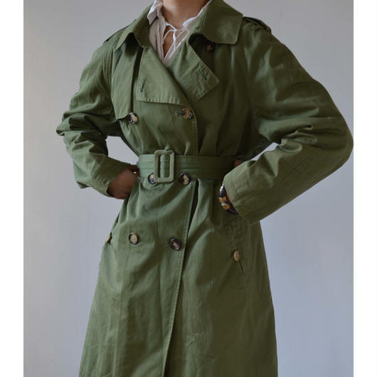 vintage Old England trench coat