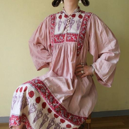 1970s /1980s Indian cotton dress