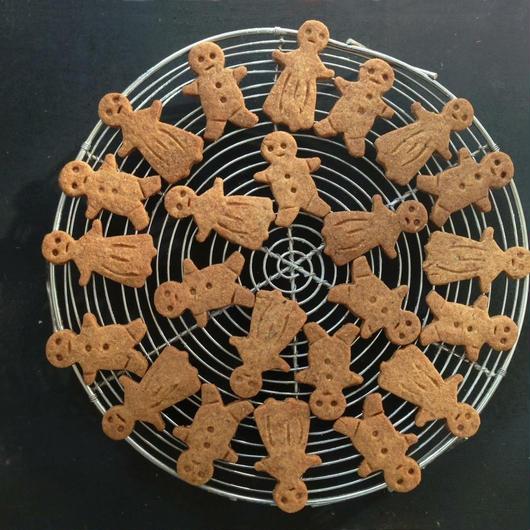 ナッツのクッキー