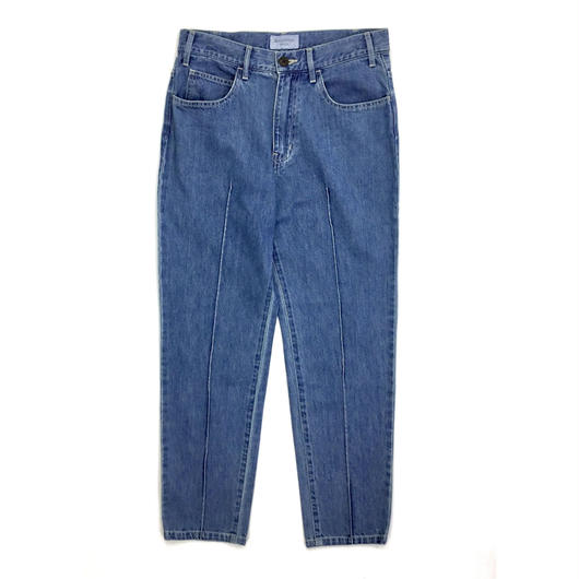 ANTHOLOGIE REPLICA  /  CENTER PLEATED PANT - DENIM