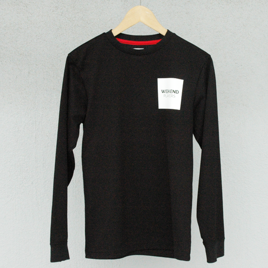 【限定予約生産】 LONG TSHIRTS(Black)