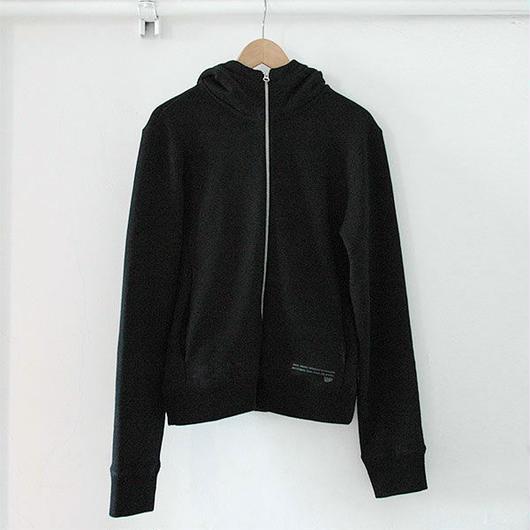 【限定予約生産】 ZIP PARKA(Black)
