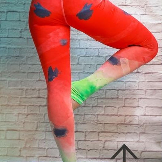 Arthleticレギンス Watermelon