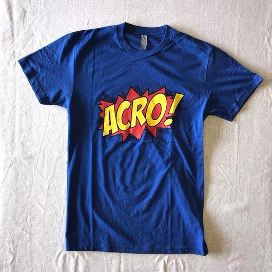 ActoYoga.org 公式Tシャツ
